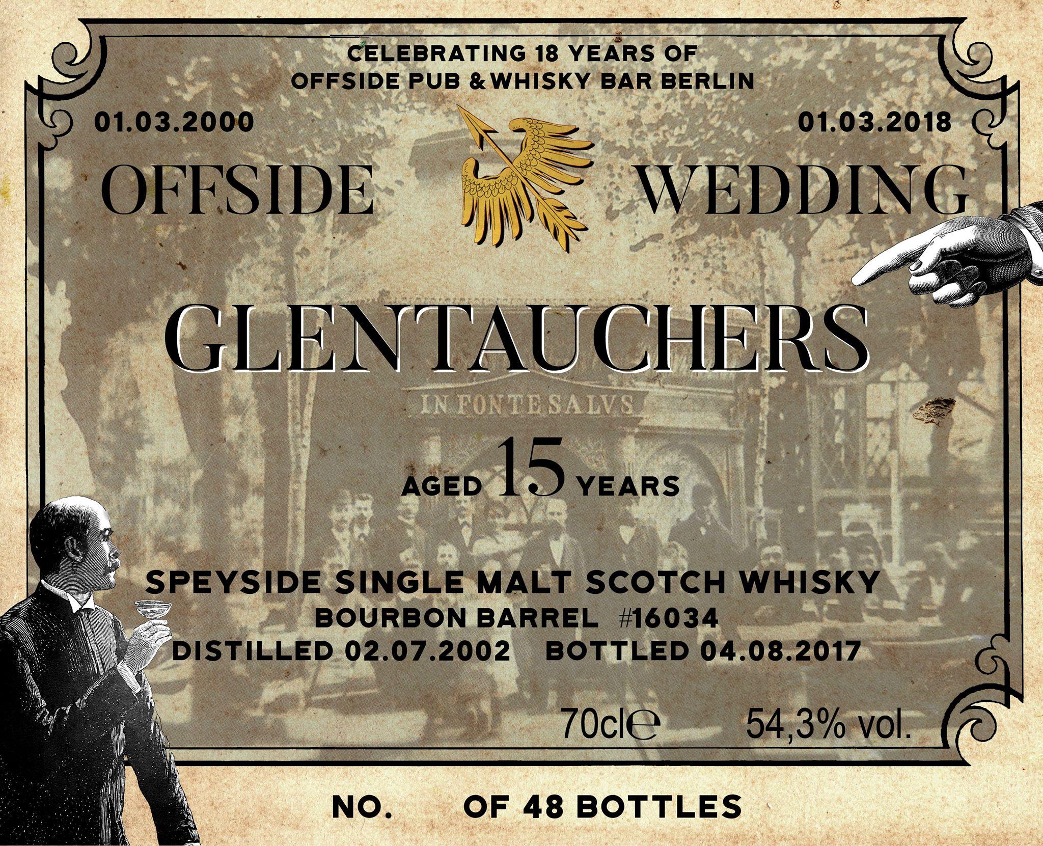 Glentauchers 2002 2017 OW 2